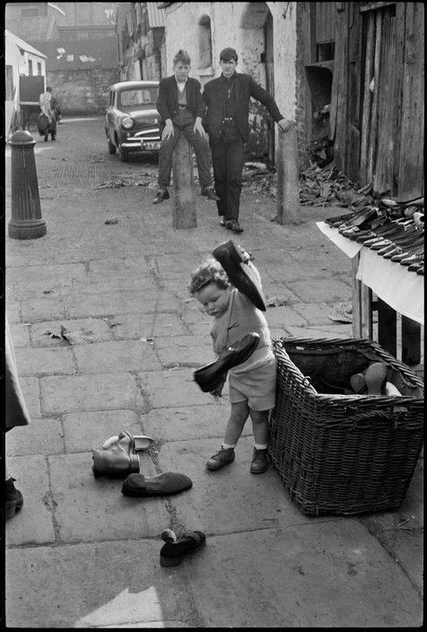 IRELAND. Dublin. 1962.