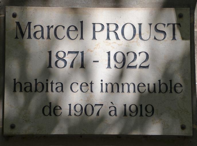 Marcel_Proust_plaque_-_102_Boulevard_Haussmann,_Paris_8